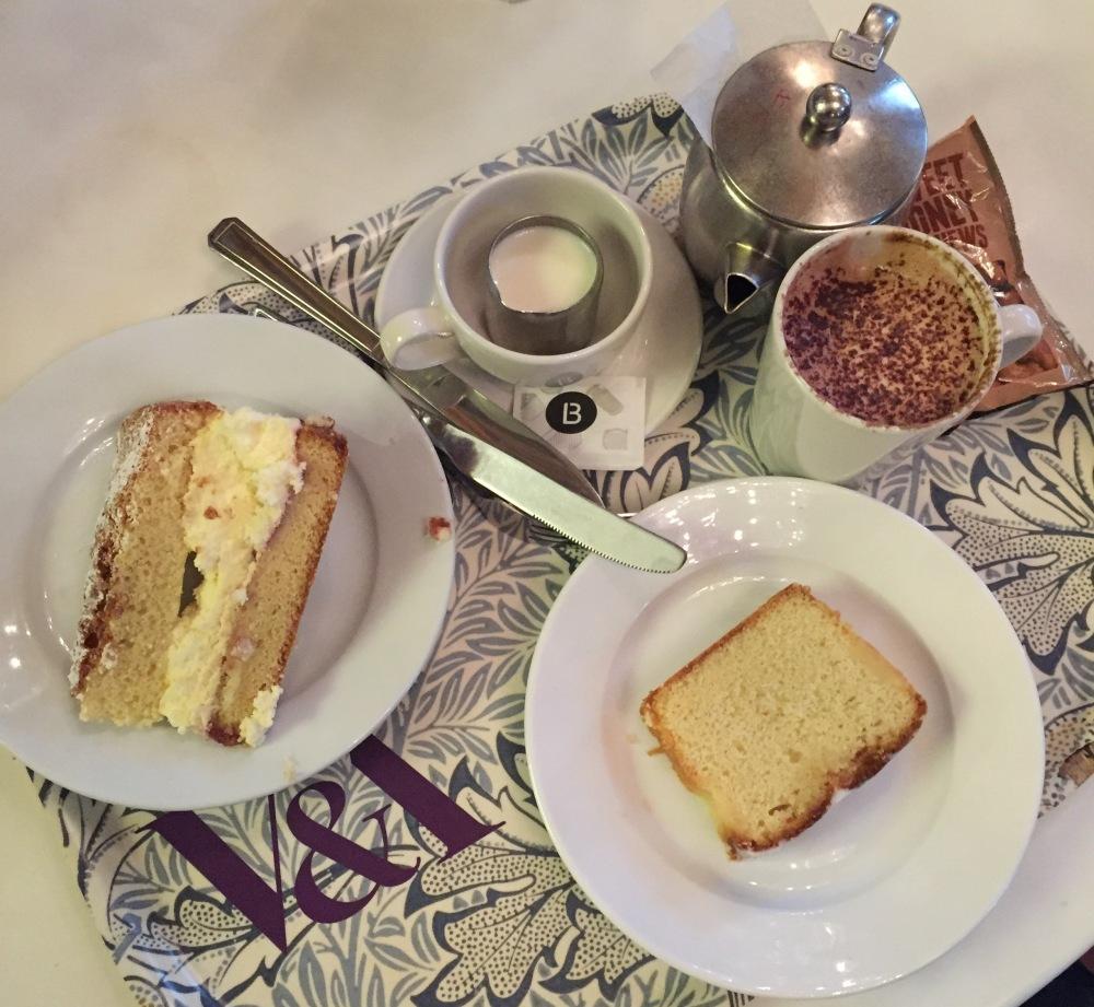 Cakes at VandA